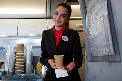 Раскрыты секреты ухоженности стюардесс во время полета