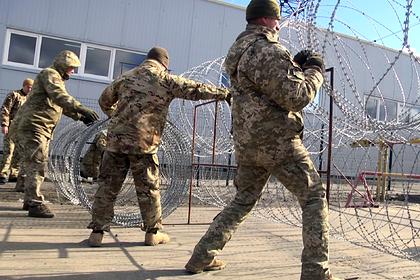 Киев заявил о недопустимости прямого диалога с Донецком и Луганском