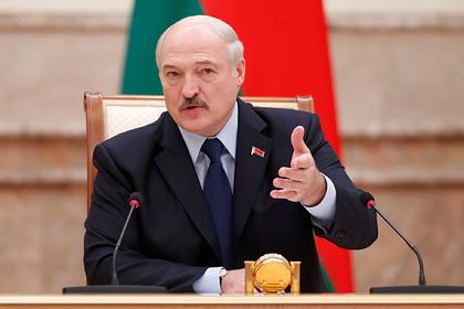 Лукашенко потребовал навести «полный порядок в городе-герое Минске»