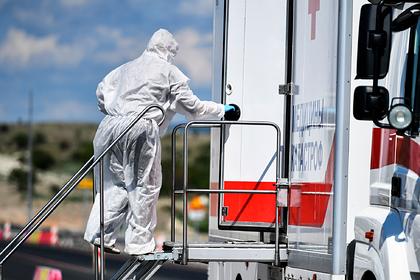 Правительство предложило модернизировать работу инфекционной службы в России