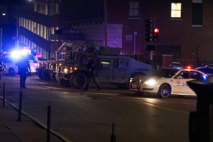 Полиция обстреляла сотрудницу российского СМИ во время протестов в США