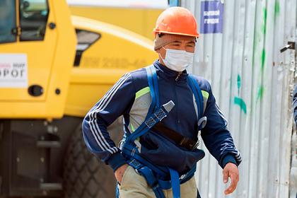В России спрогнозировали отказ от услуг мигрантов после пандемии