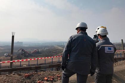 В «Норникеле» назвали возможную причину разлива топлива на ТЭЦ-3