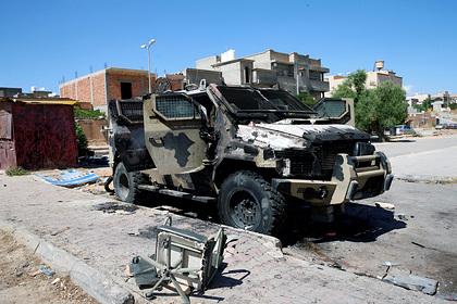 Армия Хафтара потерпела новое поражение в Ливии