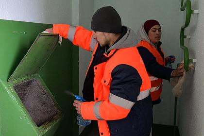 Правительство предложило отказаться от мусоропроводов в новых домах