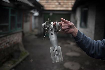 ДНР обвинила Украину в минометном обстреле в районе разведения войск