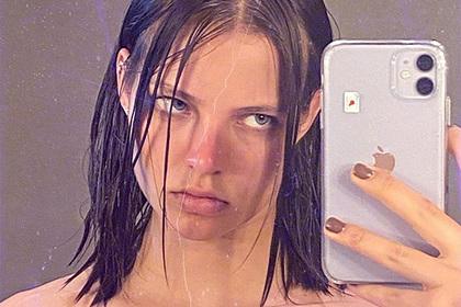 Фанаты раскритиковали лицо самой перспективной российской модели без макияжа
