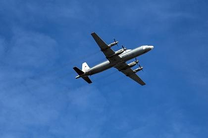 В Британии заявили о перехвате российского самолета