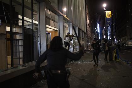 Названо число погибших за время беспорядков в США