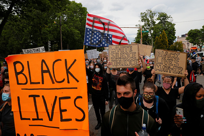 Подтверждена причина смерти чернокожего мужчины в США