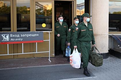 В российских вузах перенесут летние военные сборы