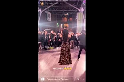 «Антикарантинная» вечеринка блогерши со звездами попала на видео