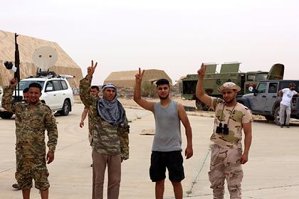 Правительство Ливии раскрыло план по зачистке Триполи от армии Хафтара