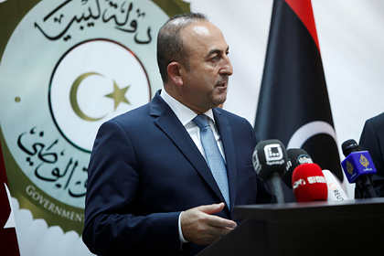 Турция заявила о неспособности Хафтара выиграть войну