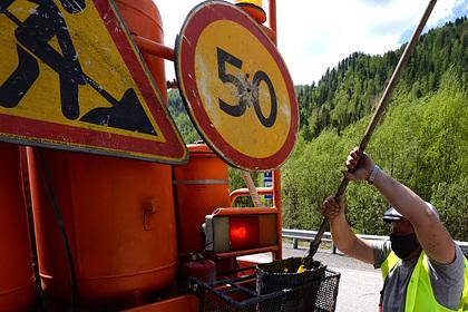 В Северной Осетии отремонтируют десятки километров дорог