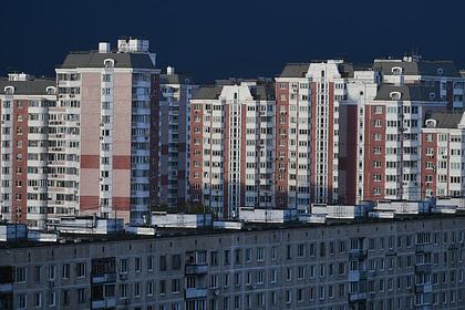 В Москве наполовину выполнили план по жилью