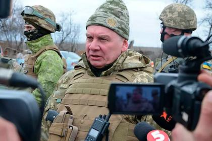 Украина заявила о передаче Германии доказательств присутствия России в Донбассе