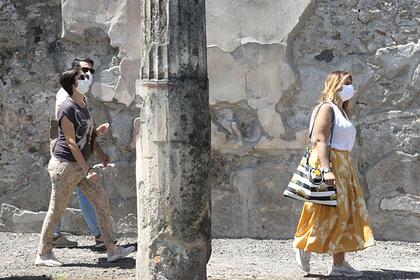 Италия открылась для туристов