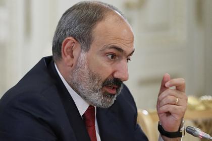 Пашинян назвал катастрофой ситуацию в Армении из-за коронавируса