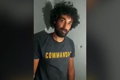 От пленного бойца потребовали рассказать правду о россиянах в Ливии