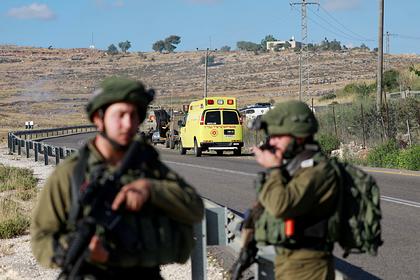 Израиль начал подготовку к аннексии части Западного берега реки Иордан