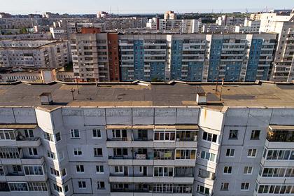В крупнейших городах России рухнула стоимость жилья