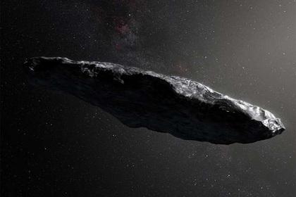 Раскрыта истинная природа «пришельца» из глубин космоса