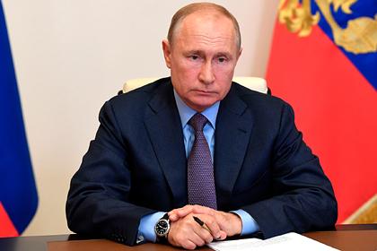 Путин дал поручение после совещания по ЧП в Норильске