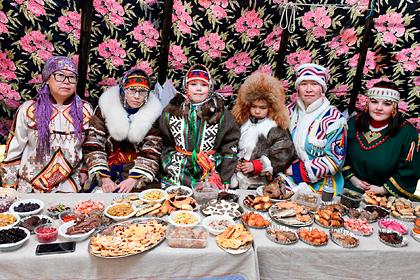 Ученые описали стратегии добычи и приготовления пищи жителями российской тундры