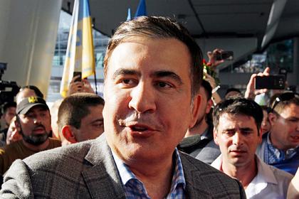 Саакашвили послал к черту украинских бизнесменов
