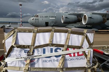 США отправили новую партию аппаратов ИВЛ в Россию