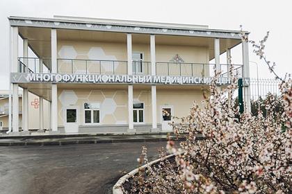 Заявления о недостроенном в Бурятии госпитале Минобороны оказались ложью