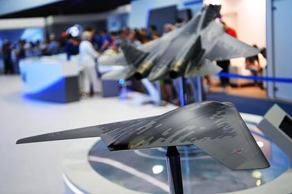 Уточнена цена российского новейшего беспилотника «Охотник»