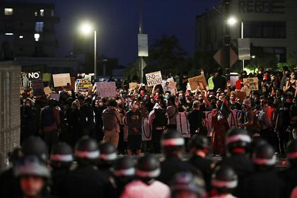 Трамп передумал бросать армию на бунтующие города