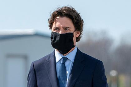 Премьер Канады прокомментировал беспорядки в США долгим молчанием