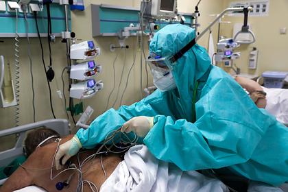 Число заразившихся коронавирусом в России превысило 441 тысячу