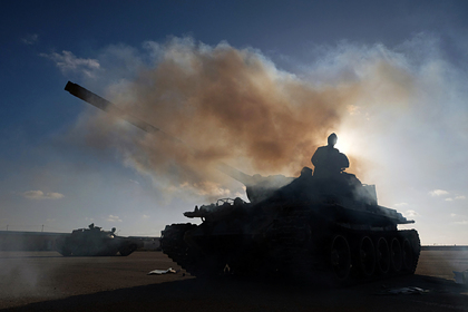 Армию Хафтара отбросили от Триполи
