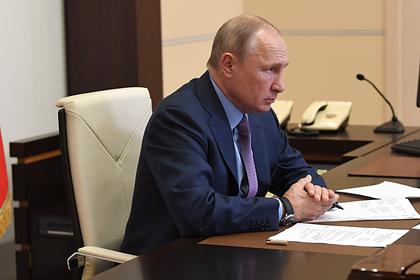 Путин устроил разнос из-за разлива топлива в Норильске