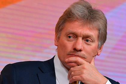 Кремль прокомментировал прогноз Собянина по возвращению к нормальной жизни