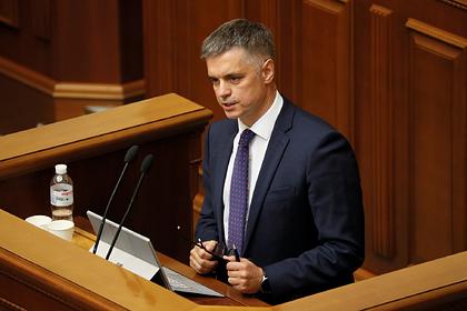 Верховная Рада отправила в отставку вице-премьера по евроинтеграции