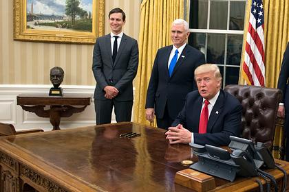 В Конгрессе США высмеяли Белый дом за сравнение Трампа и Черчилля