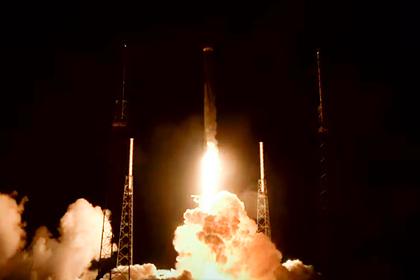 SpaceX запустила 60 спутников глобального интернета