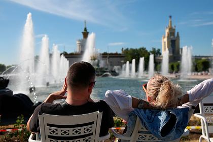 Москвичей предупредили о рекордной жаре