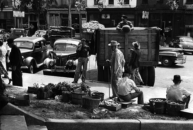 Кентукки. 1950-е