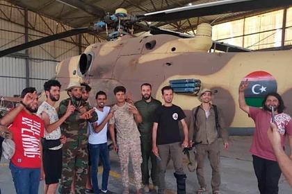 Правительство Ливии заполучило Ми-35 фельдмаршала Хафтара