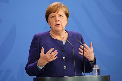 Меркель решила больше не выдвигаться на пост канцлера Германии