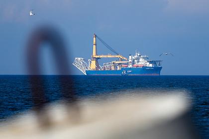 Украинский «Нафтогаз» призвал США положить конец «Северному потоку-2»