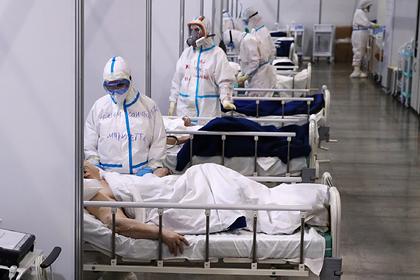 В России число заразившихся коронавирусом превысило 449 тысяч