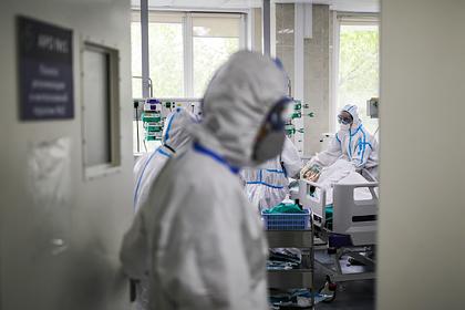 Перечислены российские регионы с наибольшим числом новых случаев коронавируса