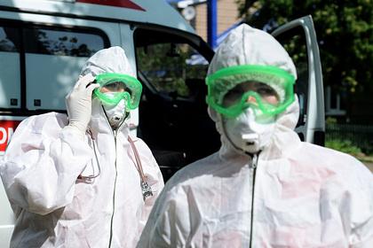 Врач заявил о переполненных из-за коронавируса больницах в российском городе